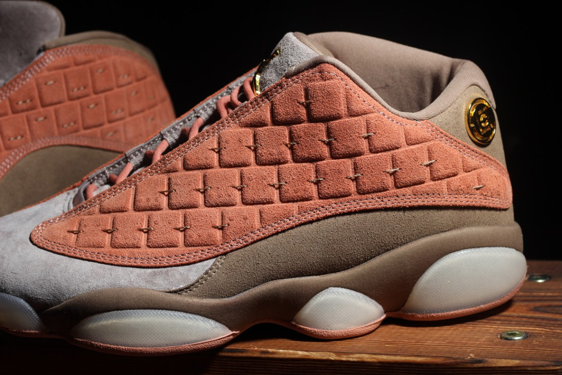 0f4bed5abdb Clot x Air Jordan 13 Low - VANISH TODAY