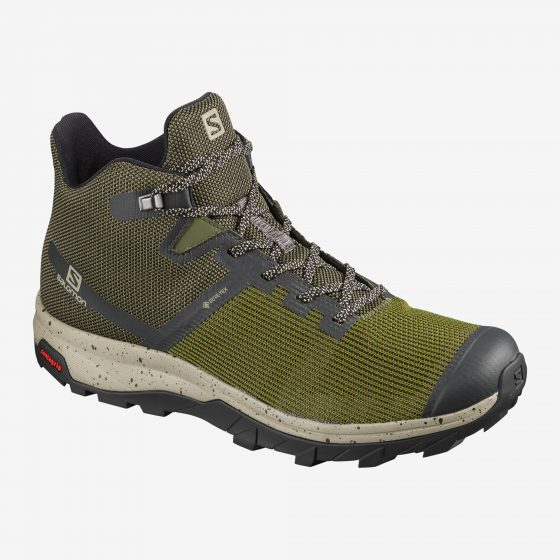 Rich results on Google's SERP when searching for 'Hiking Boot'