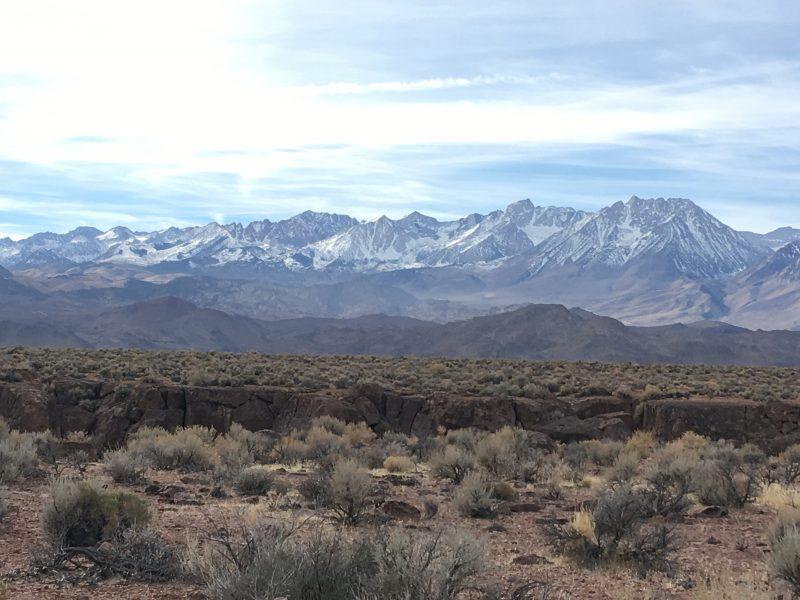 East Sierras