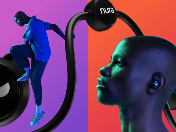 Nura Loop Listen in Color
